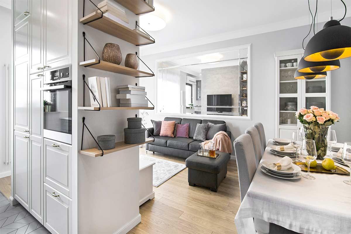 Wnętrza w obiektywie - Apartament Willa Nobile