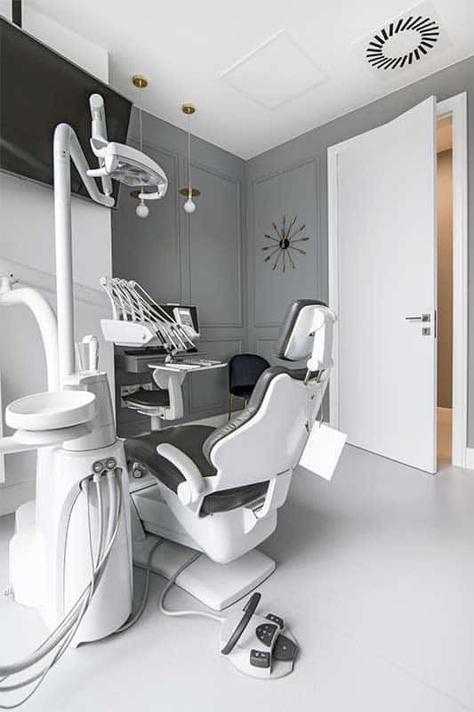 Wnętrza w obiektywie - Gabinet Warsaw Dental Center