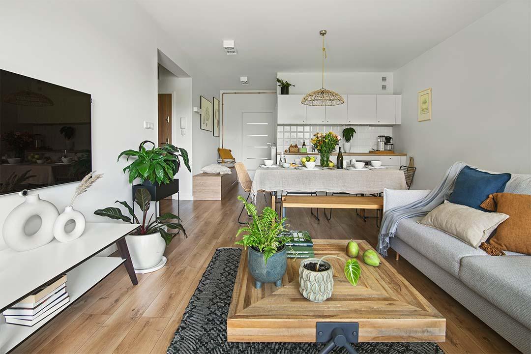 Wnętrza w obiektywie - Free Time Apartments