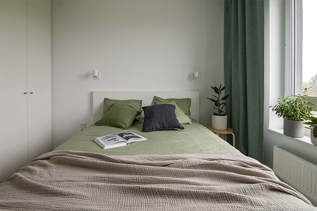 Wnętrza w obiektywie - Mieszkanie na warszawskiej Białołęce