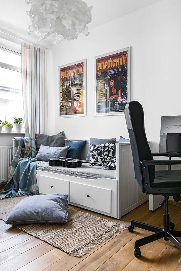 Wnętrza w obiektywie - Mieszkanie w Warszawie